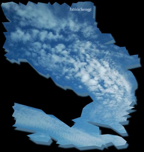 Photo du ciel Casque
