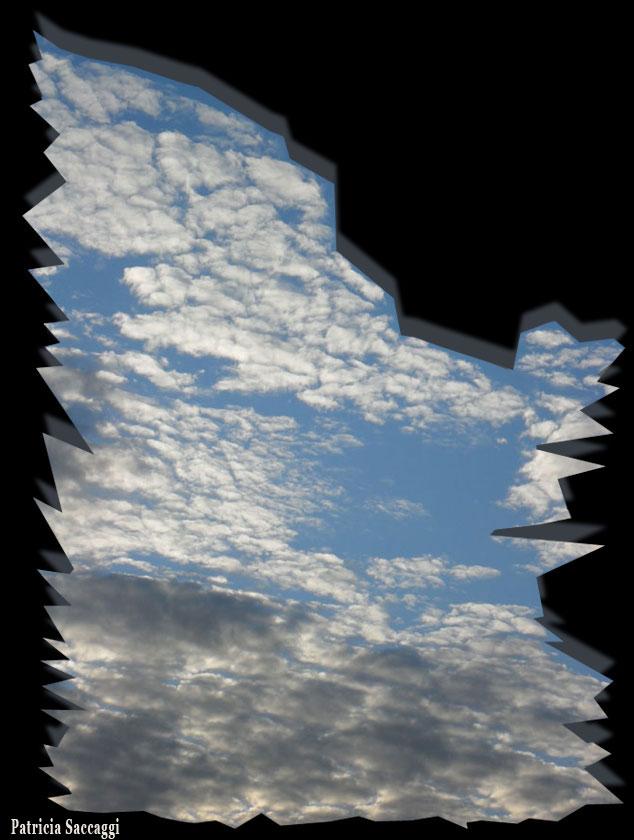 Photo du ciel Éventail
