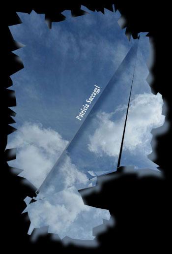 Photo du ciel Grue