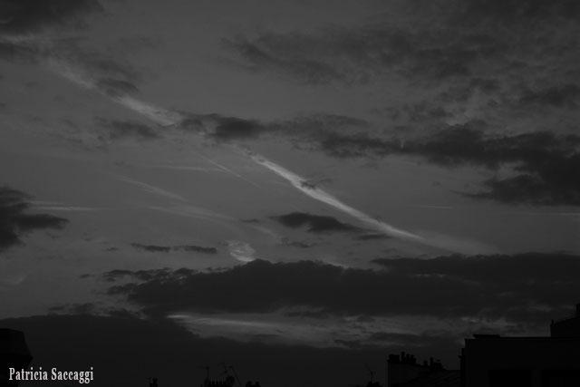 Photo du ciel Brouillamini