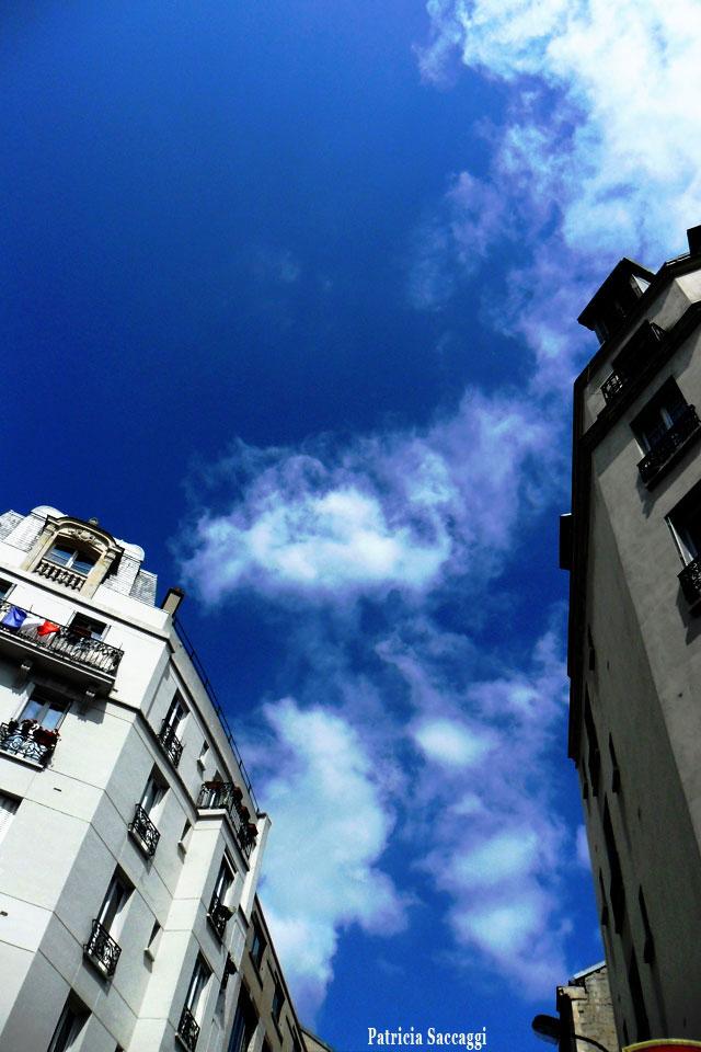 Photo du ciel Électrique