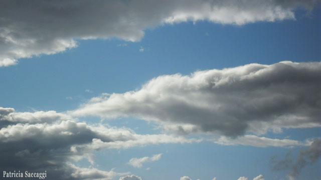 Photo du ciel Façon gratin