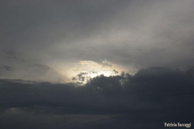 Photo du ciel que j'ai prise