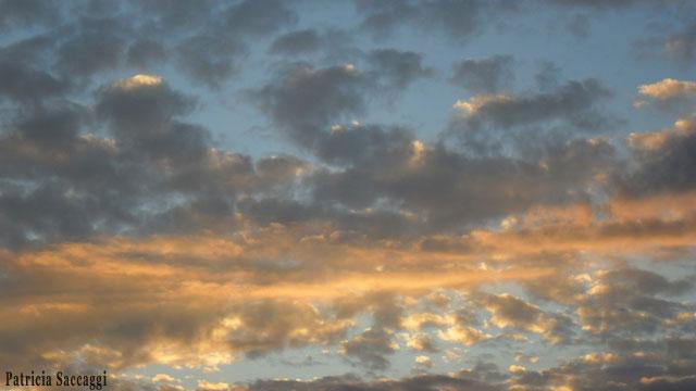 Photo du ciel Esprits en feu