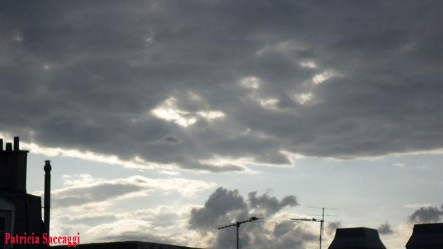 Photo du ciel Géométrie