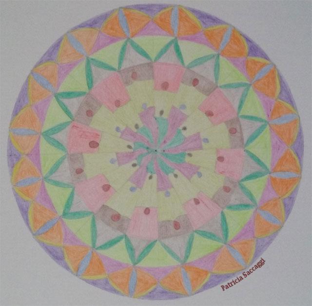 Mandala osier pour citation