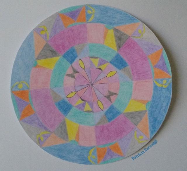 Mandala patchwork
