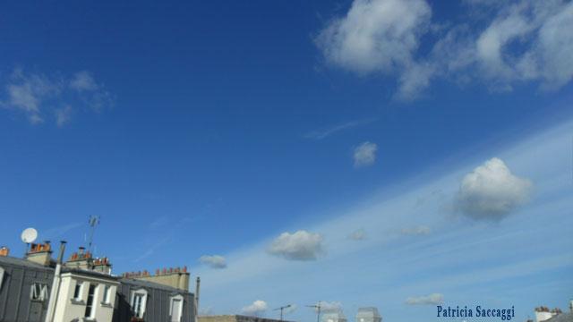 Pets célestes  Photo que j'ai prise sur la beauté du ciel