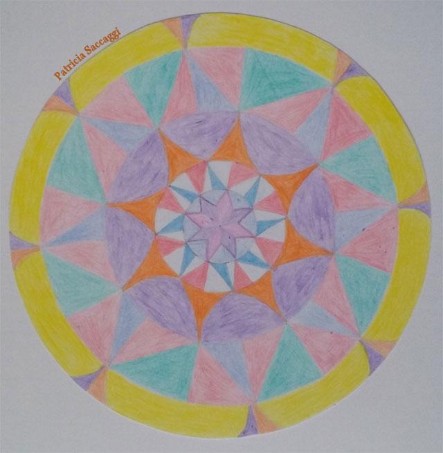 Mandala piquespics
