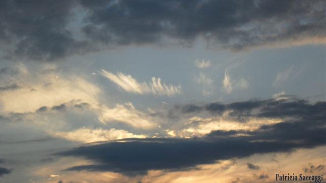Photo du ciel Soucoupe céleste
