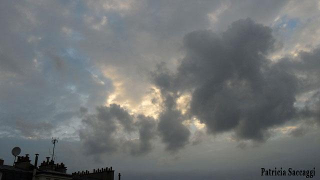 Photo du ciel que j'appelle Abracadabra