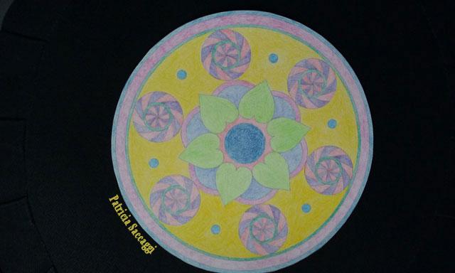 Mandala pour citation