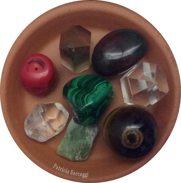 Assortiment de pierres