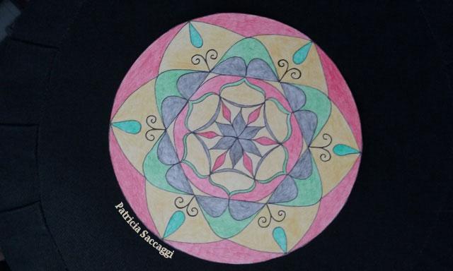 Mandala méditatif