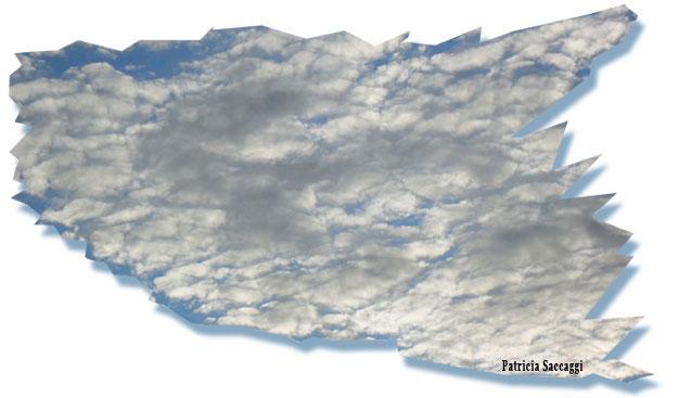 Le ciel comme du coton