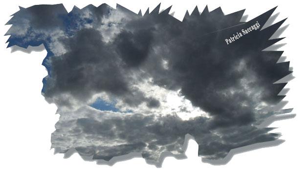 Colère du ciel qui gronde