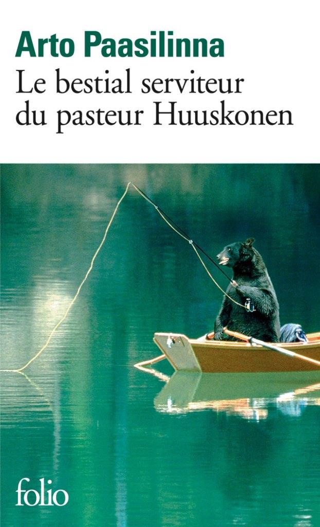 Le livre du bestial serviteur du pasteur Huuskonen