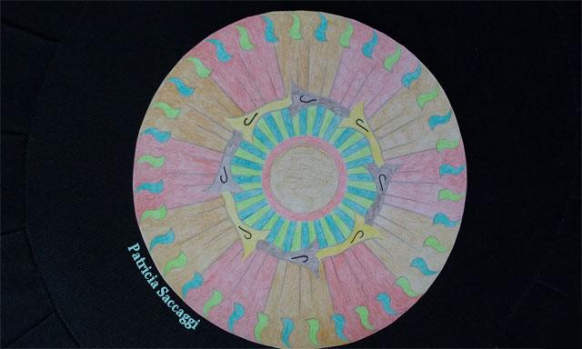 Mandala de limaces