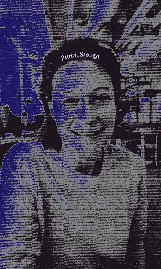 Ma photo, retravaillée avec filtres via Photoshop.