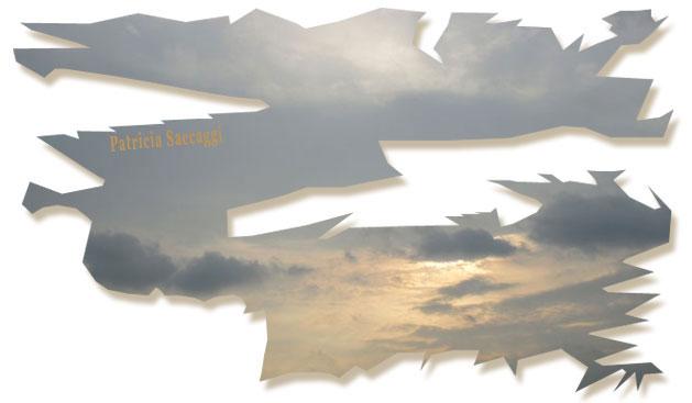 Ciel gris jaune