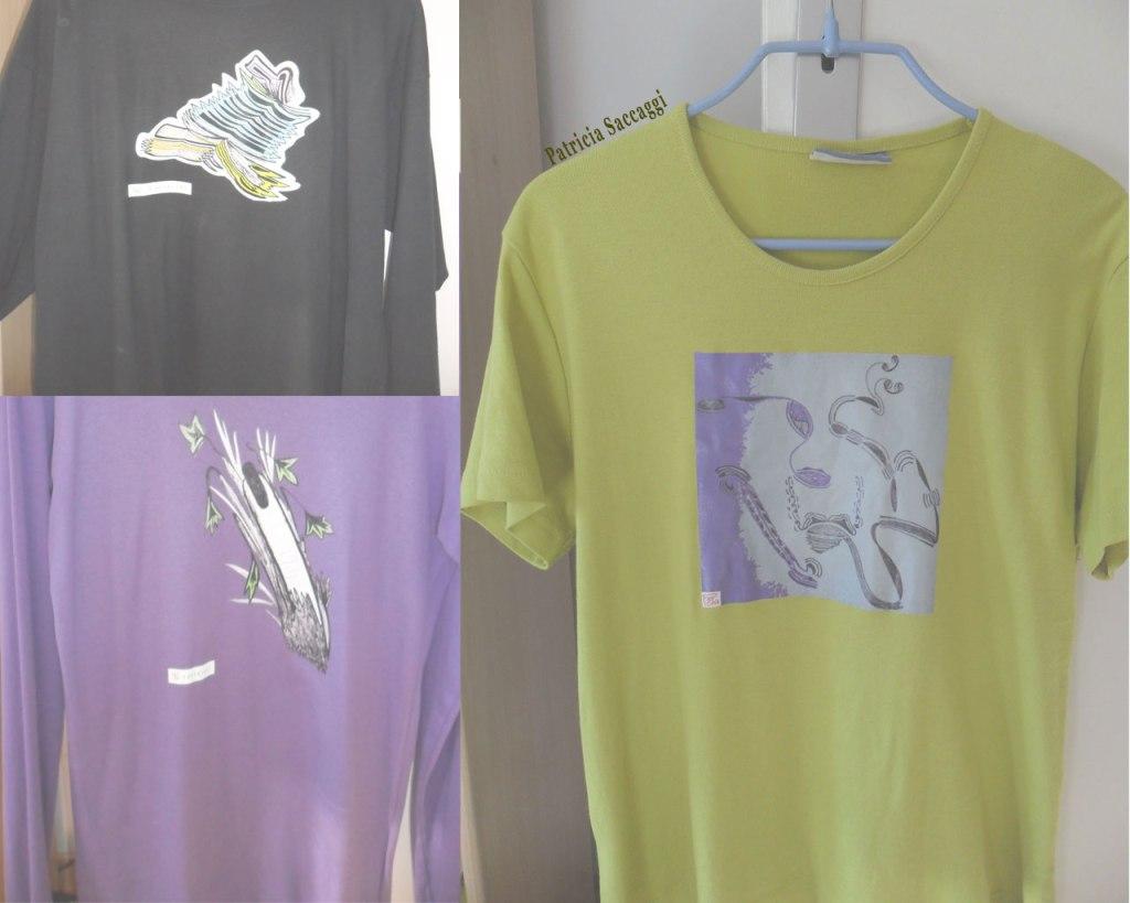 Vêtements avec dessins