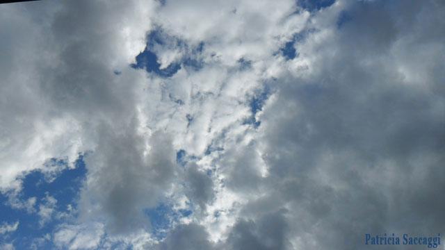 Le masque blanc du ciel
