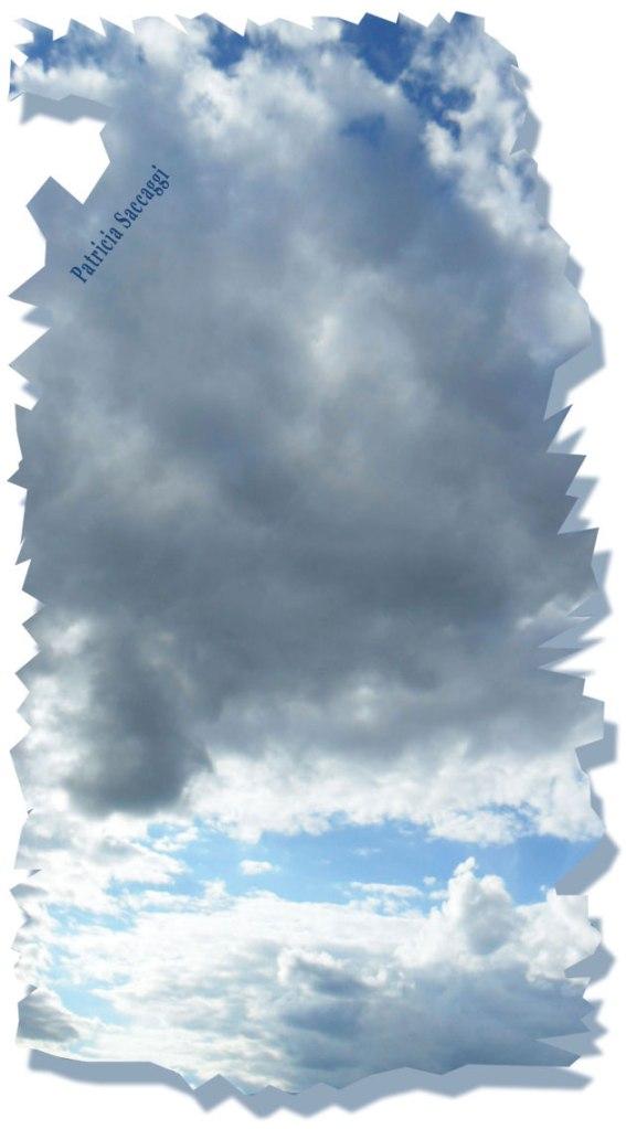 Tête et mains du ciel