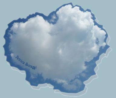 Ma photo du nuage en cœur