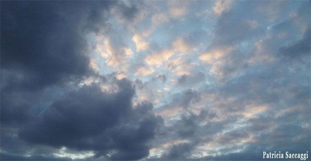 Éclairage 3D du ciel