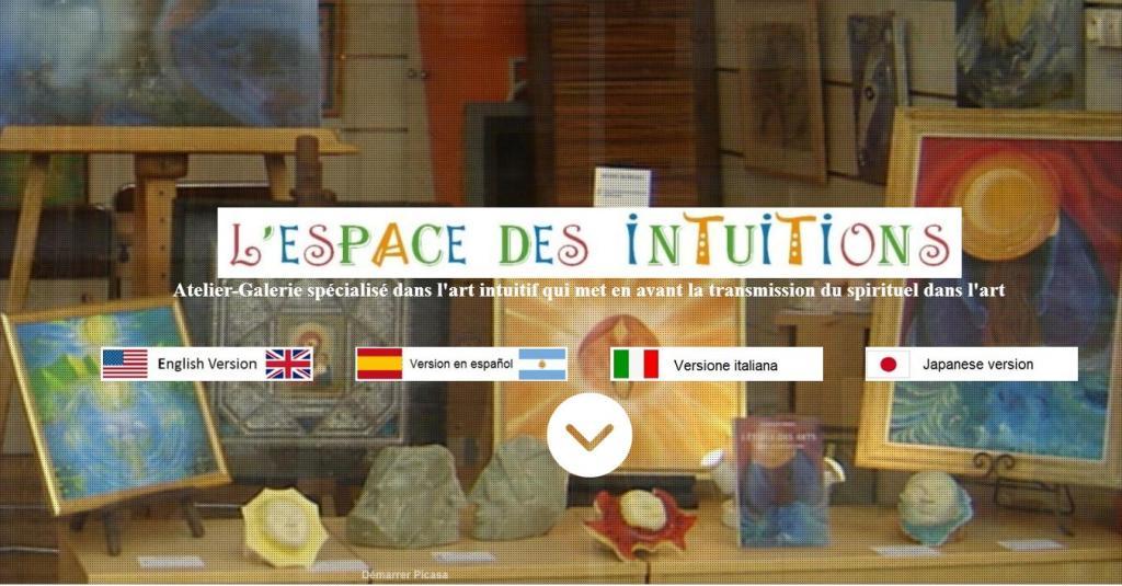 Galerie sur l'art intuitif