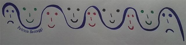 Les petits bonhommes sourire