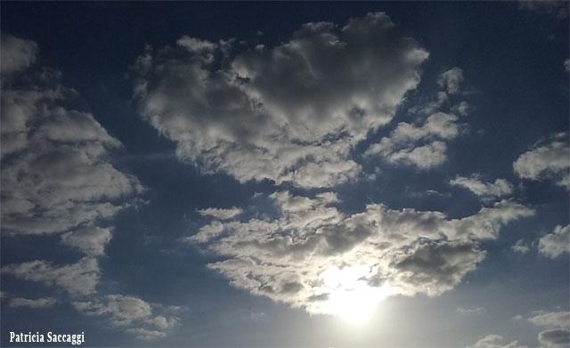 Les formes de nuages