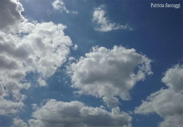 Les petites formes nuageuses