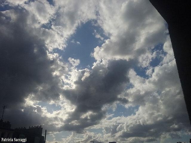 Silhouette céleste