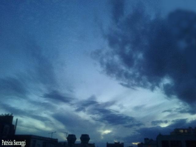 Photo que j'ai faite sur le beauté du ciel