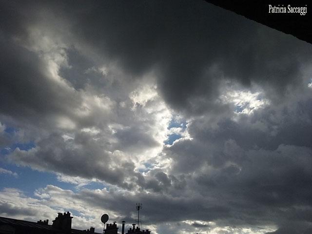 Photo que j'ai prise de la beauté du ciel