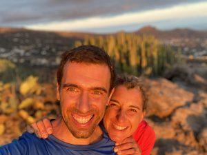 Myriam et Jacky Boisset de Raw Adventure