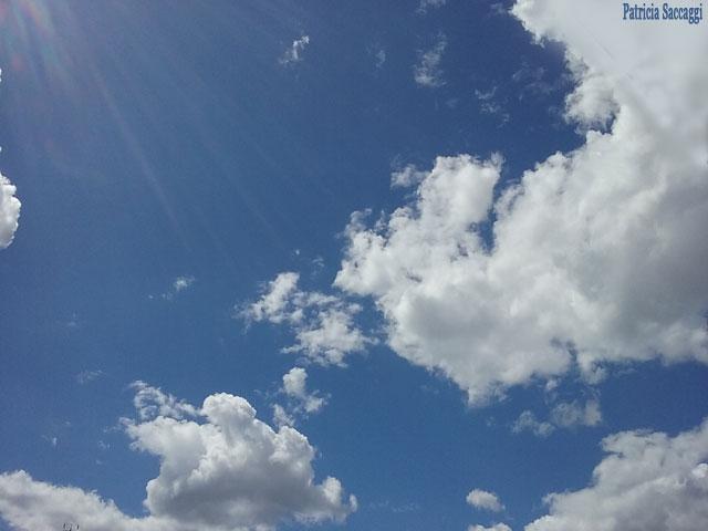 Photo que j'ai faite sur le ciel