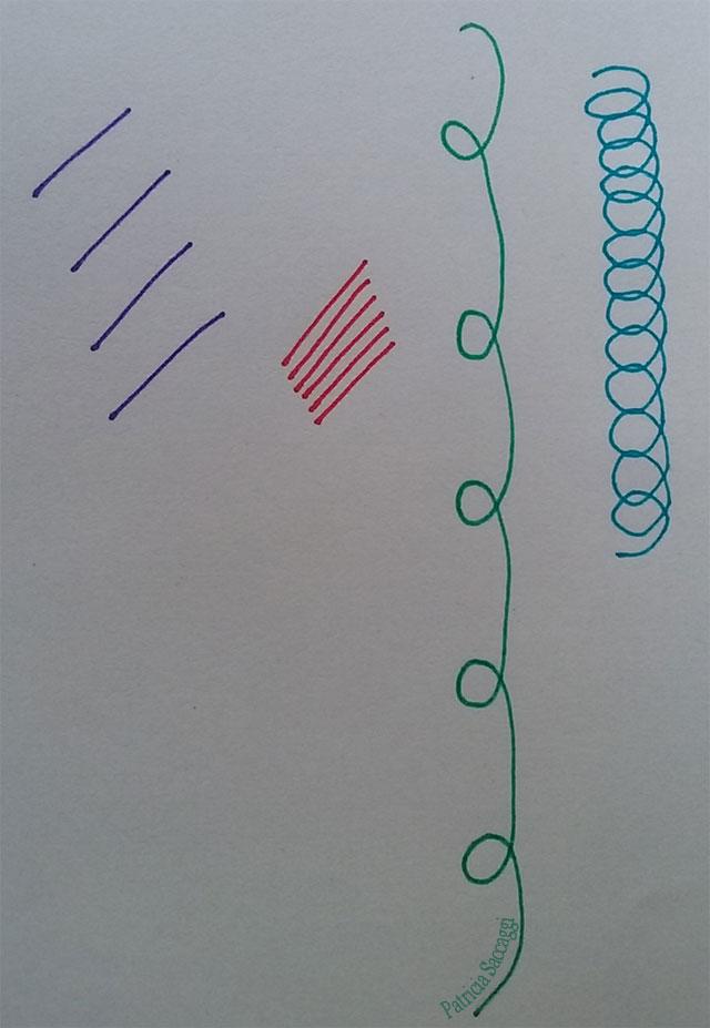 Illustration pour serré et lâche