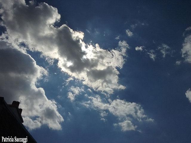 Photo que j'ai faite sur la beauté du ciel
