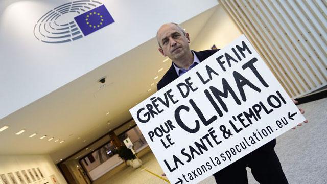 Photo de l'eurodéputé Pierre Larrouturou.