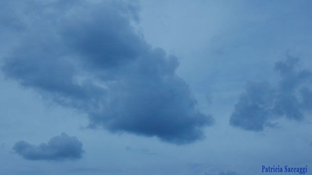 Photo que j'ai faite sur la beauté du ciel.